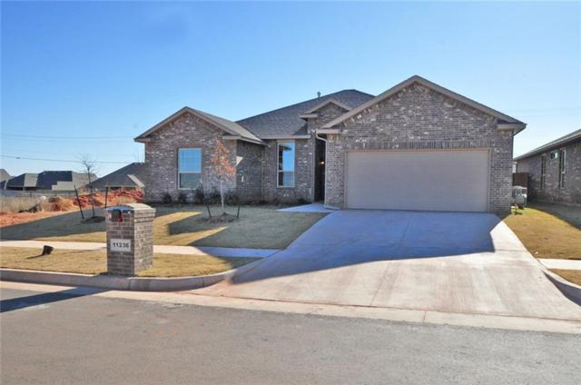 3605 Sadie Drive, Mustang, OK 73064 (MLS #820948) :: Wyatt Poindexter Group