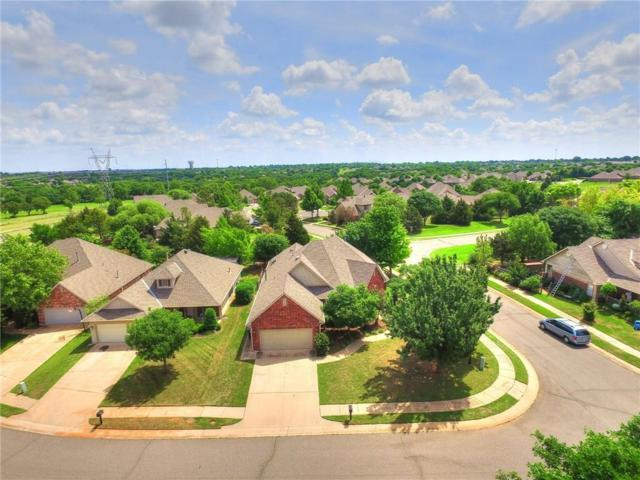 3224 Sand Plum Lane, Edmond, OK 73003 (MLS #820977) :: Wyatt Poindexter Group