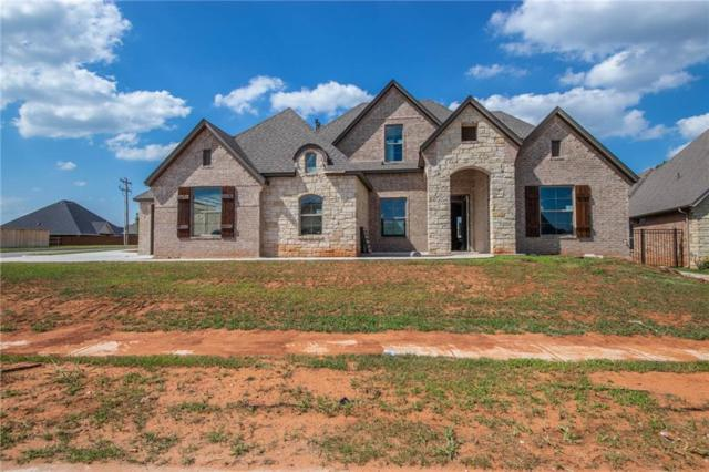 821 NW 184th Court, Edmond, OK 73012 (MLS #821075) :: Wyatt Poindexter Group