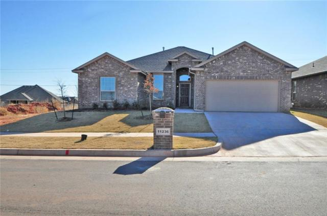 11312 SW 36th Street, Mustang, OK 73064 (MLS #821108) :: Wyatt Poindexter Group