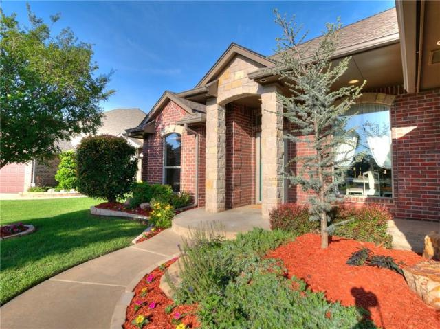 11205 Stansbury Place, Oklahoma City, OK 73162 (MLS #821123) :: Homestead & Co