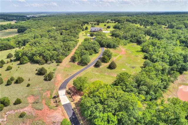 11900 E Sorghum Mill Road, Edmond, OK 73007 (MLS #821201) :: KING Real Estate Group