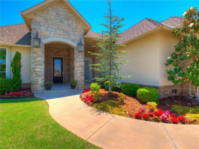 13704 Portofino Strada, Oklahoma City, OK 73170 (MLS #821317) :: Wyatt Poindexter Group