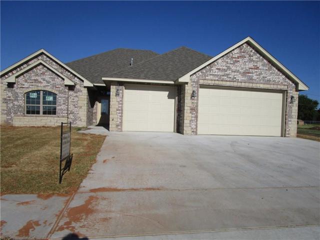 1317 Dust Bowl Lane, Altus, OK 73521 (MLS #821338) :: Wyatt Poindexter Group