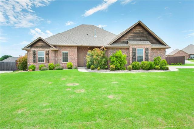 523 Prairie Pointe, Edmond, OK 73034 (MLS #821456) :: Wyatt Poindexter Group
