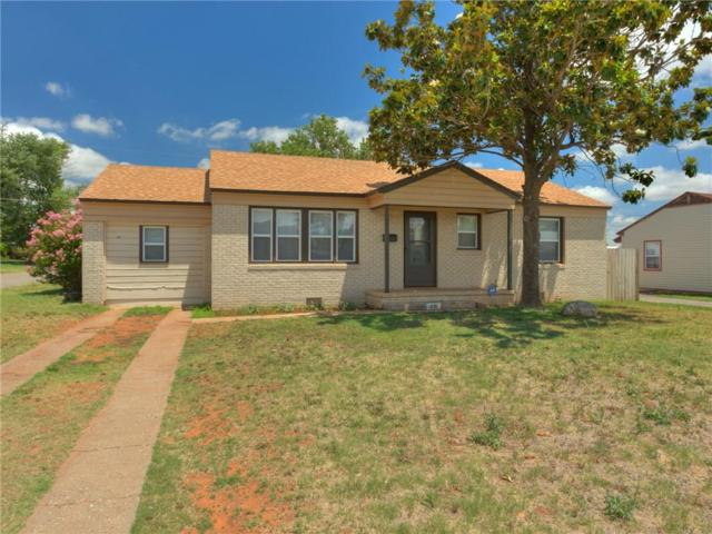 431 Eisenhower Boulevard, Elk City, OK 73644 (MLS #821517) :: Wyatt Poindexter Group