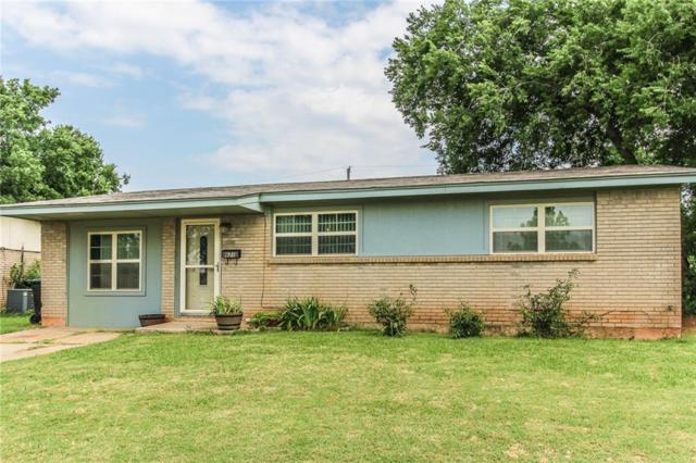 621 SW 15th St., Moore, OK 73160 (MLS #821654) :: Homestead & Co