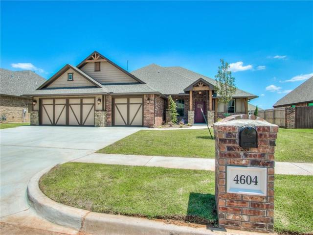4604 Kentucky Ridge Drive, Mustang, OK 73064 (MLS #821755) :: KING Real Estate Group