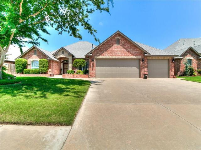 3521 SW 124th, Oklahoma City, OK 73170 (MLS #821782) :: Wyatt Poindexter Group