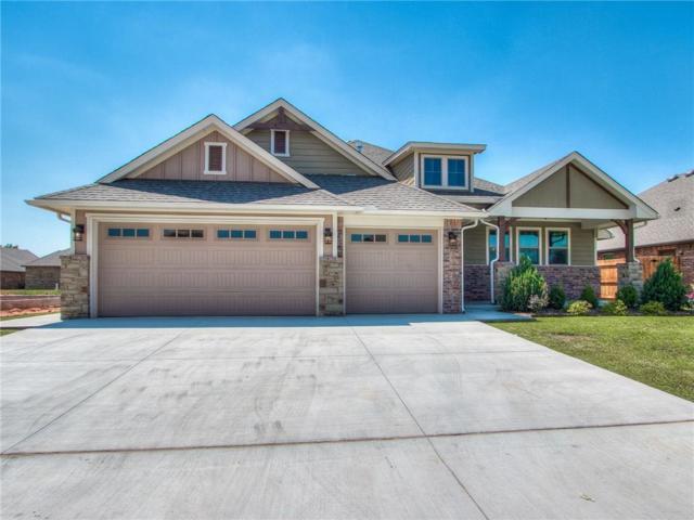 4521 Mccann Avenue, Mustang, OK 73064 (MLS #821875) :: KING Real Estate Group
