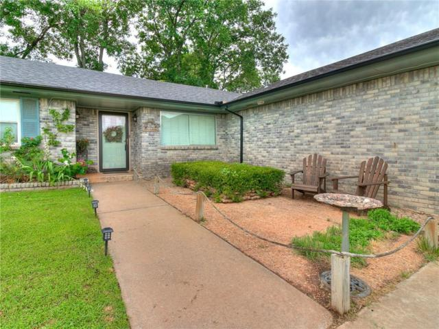 2337 Rockwood, Norman, OK 73071 (MLS #821957) :: Erhardt Group at Keller Williams Mulinix OKC