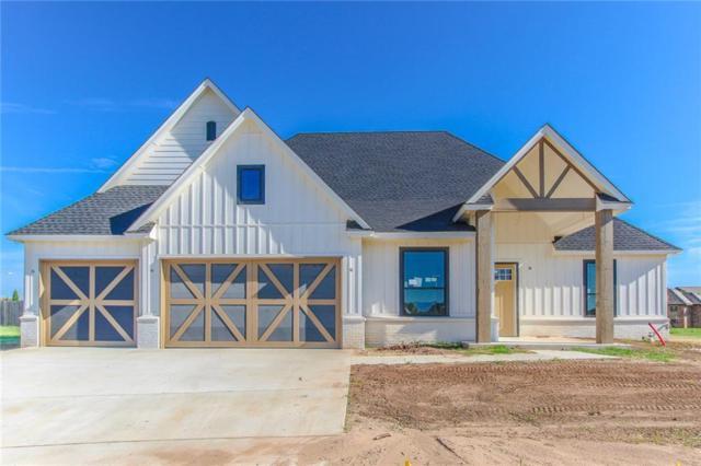 3809 Brenton Circle, Norman, OK 73072 (MLS #821983) :: KING Real Estate Group