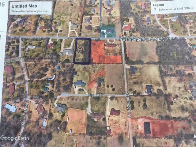 3816 NE 36TH Street, Oklahoma City, OK 73121 (MLS #822115) :: Erhardt Group at Keller Williams Mulinix OKC