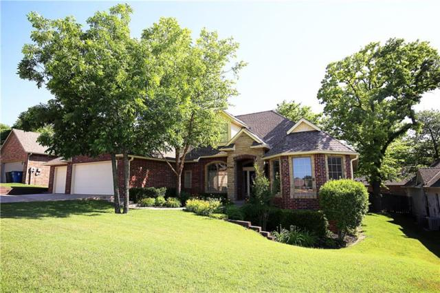 3317 Ashe Spring Drive, Edmond, OK 73034 (MLS #822517) :: Wyatt Poindexter Group