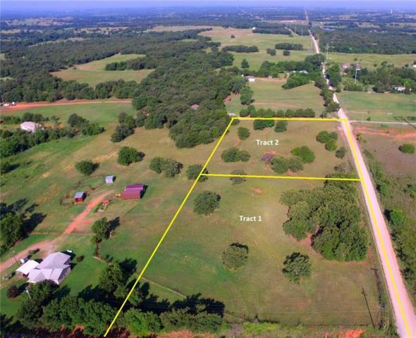 Tract 2 County Road 1350, Blanchard, OK 73010 (MLS #822573) :: Wyatt Poindexter Group