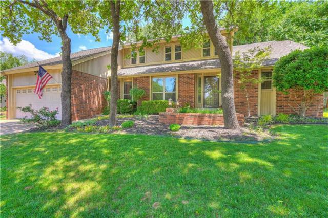 4404 Steven Drive, Edmond, OK 73013 (MLS #822649) :: Homestead & Co