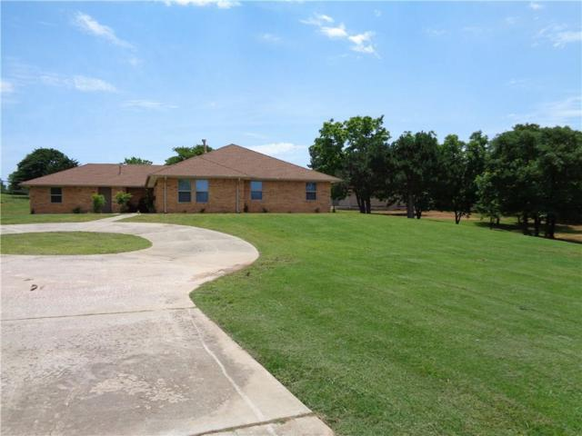 4023 SE Twisted Trail Road, Oklahoma City, OK 73150 (MLS #822683) :: Wyatt Poindexter Group