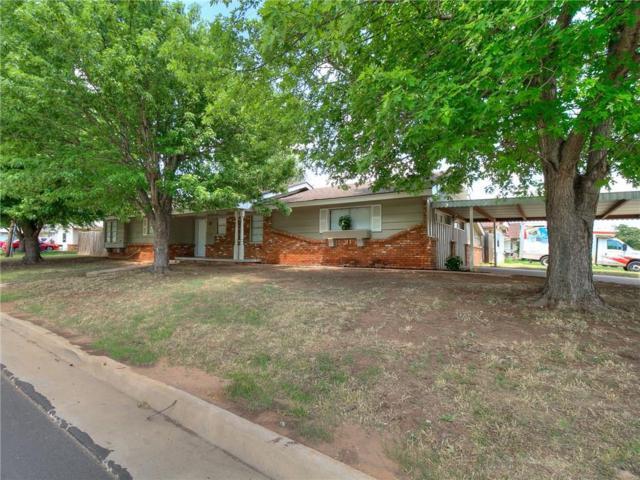 5424 S Shartel Avenue, Oklahoma City, OK 73109 (MLS #822753) :: Wyatt Poindexter Group