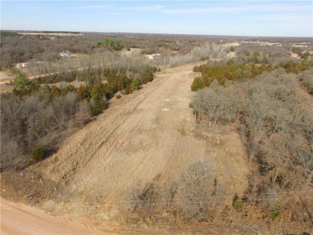 W Captain Road, Wellston, OK 74881 (MLS #822961) :: Meraki Real Estate