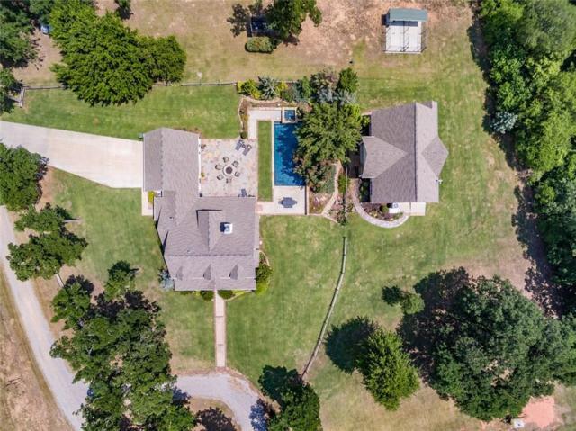 4540 N Mcdonald Road, Choctaw, OK 73020 (MLS #822992) :: Wyatt Poindexter Group
