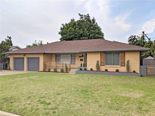 6104 Belle Drive, Oklahoma City, OK 73112 (MLS #822999) :: Wyatt Poindexter Group