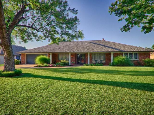 13008 Green Valley Drive, Oklahoma City, OK 73120 (MLS #823071) :: Wyatt Poindexter Group