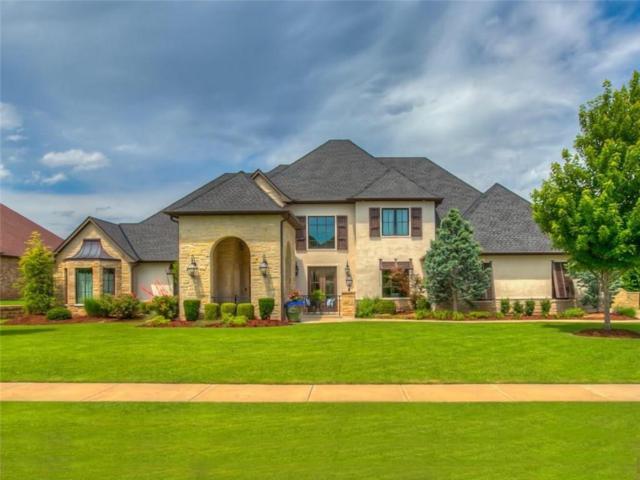 2715 Lamond Hill Drive, Edmond, OK 73034 (MLS #823127) :: Homestead & Co