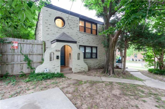 1628 SW 17th Street, Oklahoma City, OK 73106 (MLS #823144) :: Wyatt Poindexter Group