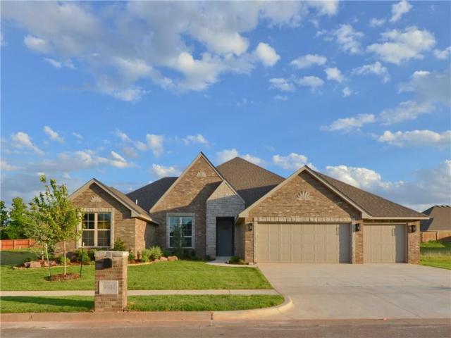 9104 SW 34TH Street, Oklahoma City, OK 73179 (MLS #823225) :: UB Home Team