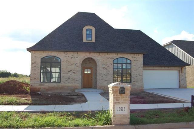 13513 Cobblestone Curve Road, Oklahoma City, OK 73142 (MLS #823231) :: Wyatt Poindexter Group
