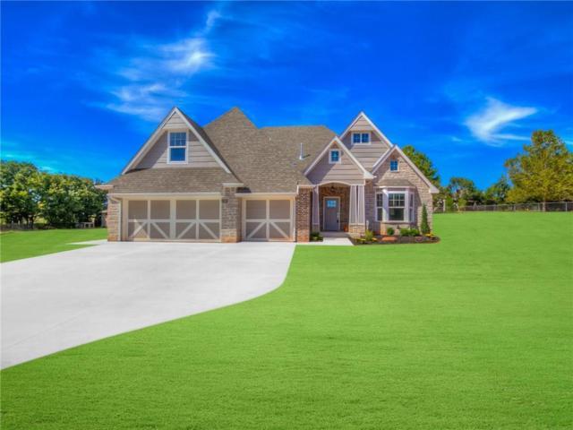 2425 Bretton Lane, Edmond, OK 73012 (MLS #823248) :: KING Real Estate Group
