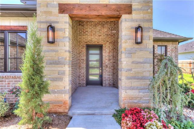 532 Newport Bridge Drive, Edmond, OK 73034 (MLS #823261) :: Wyatt Poindexter Group