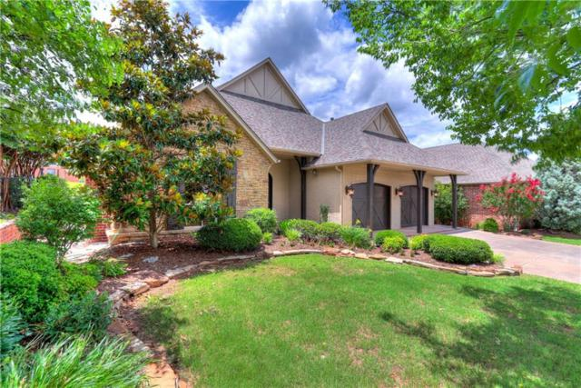 16617 Rugosa Rose, Edmond, OK 73012 (MLS #823303) :: Wyatt Poindexter Group