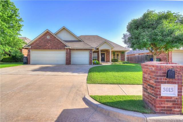 3013 137th, Oklahoma City, OK 73170 (MLS #823325) :: Wyatt Poindexter Group