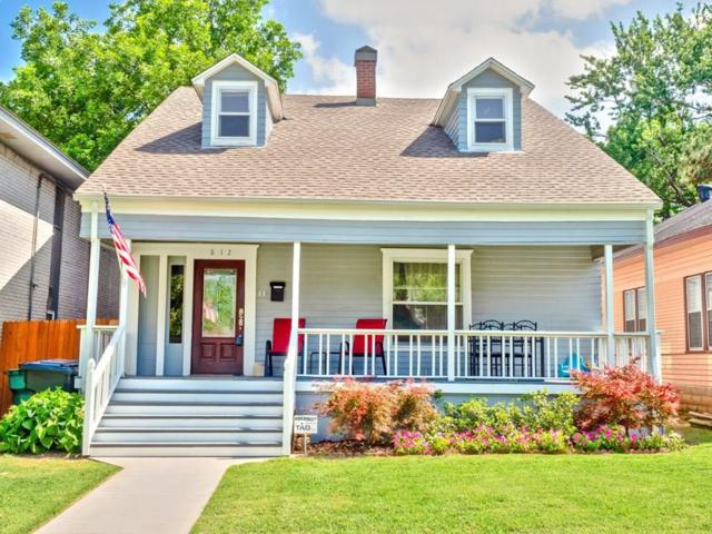 812 NW 21st Street, Oklahoma City, OK 73106 (MLS #823367) :: Homestead & Co