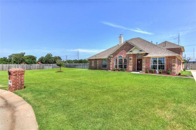 16017 Silver Run Drive, Choctaw, OK 73020 (MLS #823460) :: Wyatt Poindexter Group