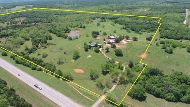 31216 Highway 177 100+ Ac, Macomb, OK 74852 (MLS #823502) :: UB Home Team