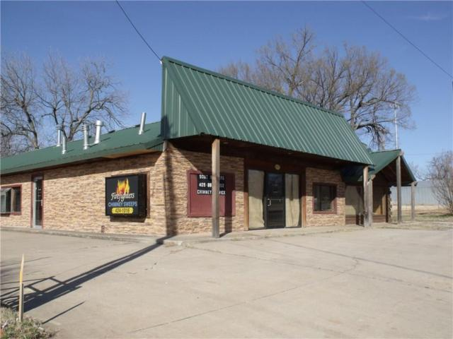 8205 NE 23rd Street, Oklahoma City, OK 73141 (MLS #823591) :: KING Real Estate Group