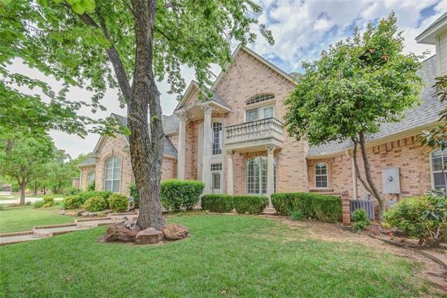 505 Manor Hill Drive, Norman, OK 73072 (MLS #823683) :: Wyatt Poindexter Group