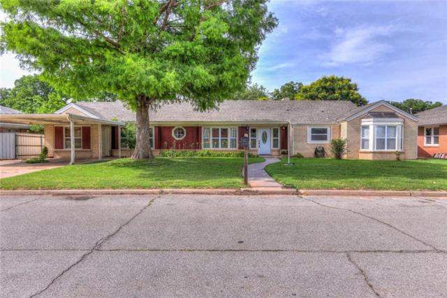 309 W Truman, Purcell, OK 73080 (MLS #823755) :: UB Home Team