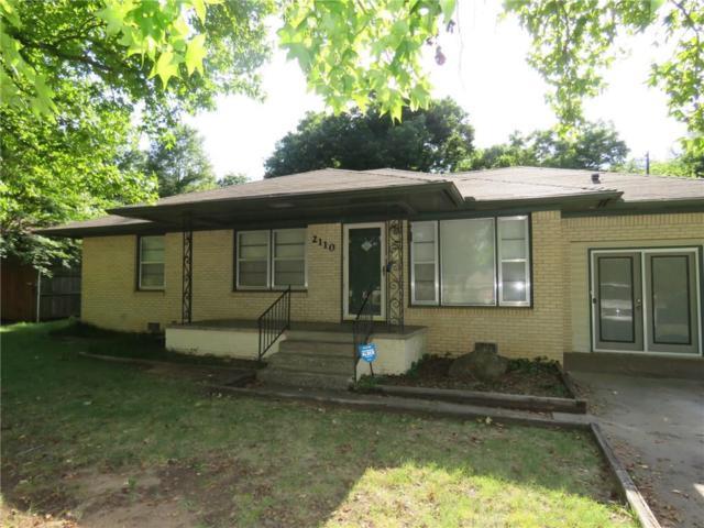 2110 N Union Avenue, Shawnee, OK 74804 (MLS #823879) :: Homestead & Co