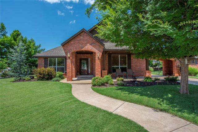 5901 NE 107th, Oklahoma City, OK 73151 (MLS #824062) :: Wyatt Poindexter Group
