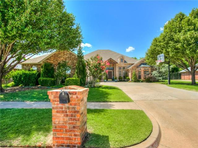 14501 Fossil Creek, Oklahoma City, OK 73134 (MLS #824211) :: KING Real Estate Group