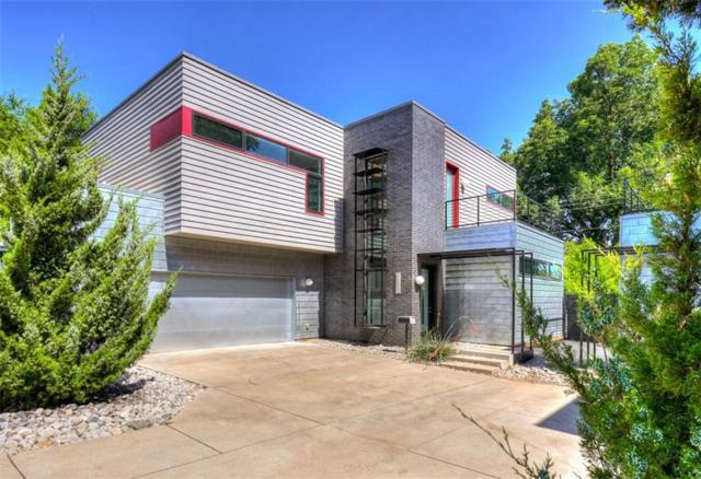 1133 NW 56th Street B, Oklahoma City, OK 73118 (MLS #824461) :: Erhardt Group at Keller Williams Mulinix OKC
