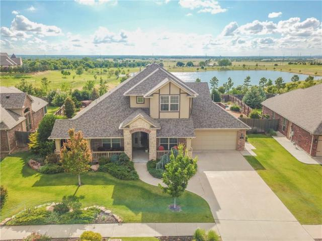 4328 Kensal Rise Place, Norman, OK 73072 (MLS #824547) :: Wyatt Poindexter Group