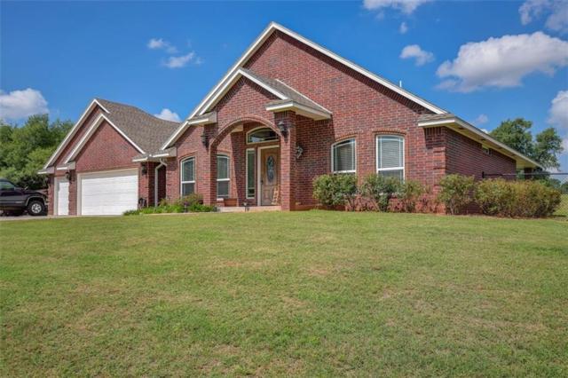 1398 County Street 2976, Blanchard, OK 73010 (MLS #824608) :: Homestead & Co
