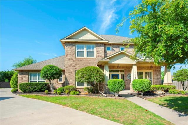 1728 NW 179th Terrace, Edmond, OK 73012 (MLS #824761) :: KING Real Estate Group