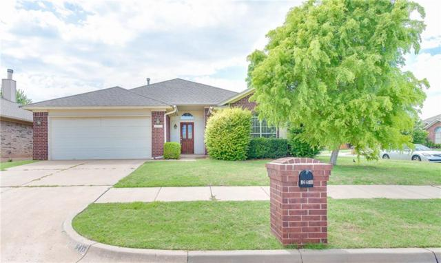 16413 Osceola Trail, Edmond, OK 73013 (MLS #824925) :: Wyatt Poindexter Group