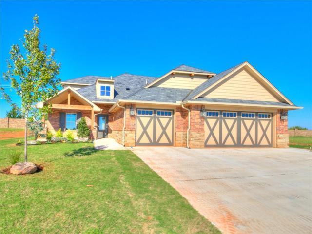 13425 Emerald Island Drive, Oklahoma City, OK 73142 (MLS #825004) :: Erhardt Group at Keller Williams Mulinix OKC