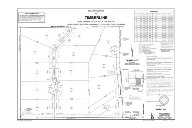 17901 Creek Side Drive, Oklahoma City, OK 73071 (MLS #825177) :: Erhardt Group at Keller Williams Mulinix OKC